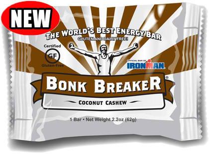 BONK BREAKER: BONK BREAKER COCONUT CASHEW 12/BX