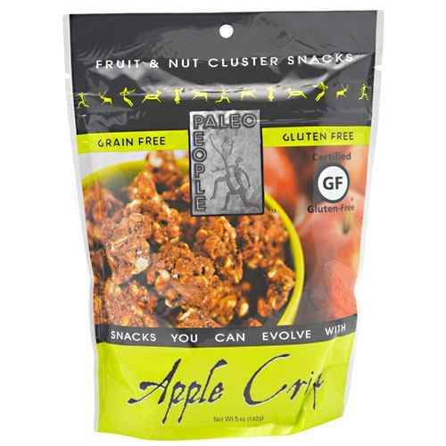 PALEO PEOPLE: Apple Crisp Granola 5 oz