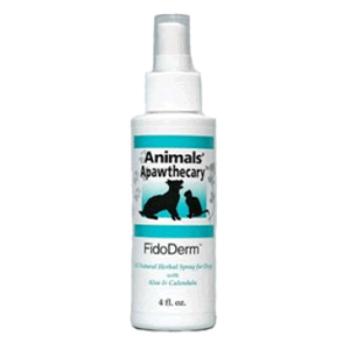 FidoDerm Herbal Skin Spray for Dogs & Cats
