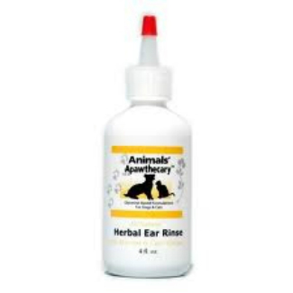 Herbal Ear Rinse Liquid for Dogs & Cats