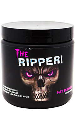 THE RIPPER RASPBERRY LEMONADE