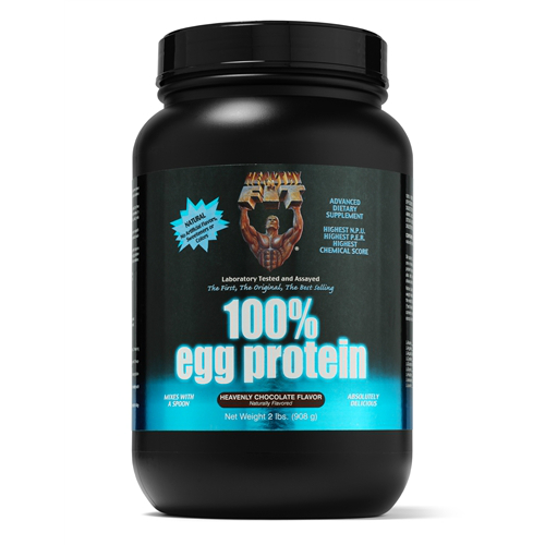 HEALTHY N FIT NUTRITIONALS: 100% Egg Protein Chocolate 2 lb