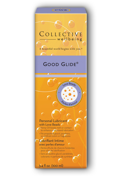 LIFE-FLO HEALTH CARE: Good Glide With Love Beads 3.4 fl oz