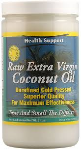 Organic Raw X-Virgin Unrefined Coconut Oil