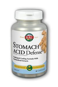 Kal: Stomach acid defense 60ct