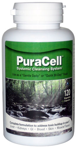 WORLD NUTRITION: PuraCell 120 cap