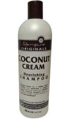 Nourishing Coconut Creme Shampoo 16 oz from RENPURE