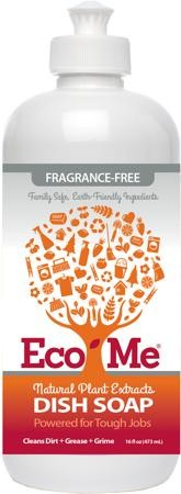 Dish Soap Fragrance free