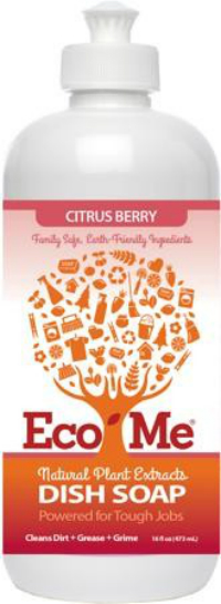 Dish Soap Citrus Berry