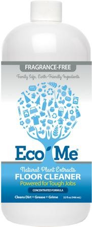 Floor Cleaner Fragrance Free 32 Oz 5 69ea From Eco Me