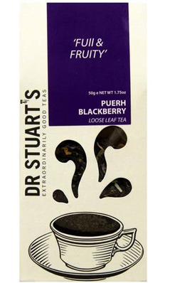 Pu Erh Blackberry