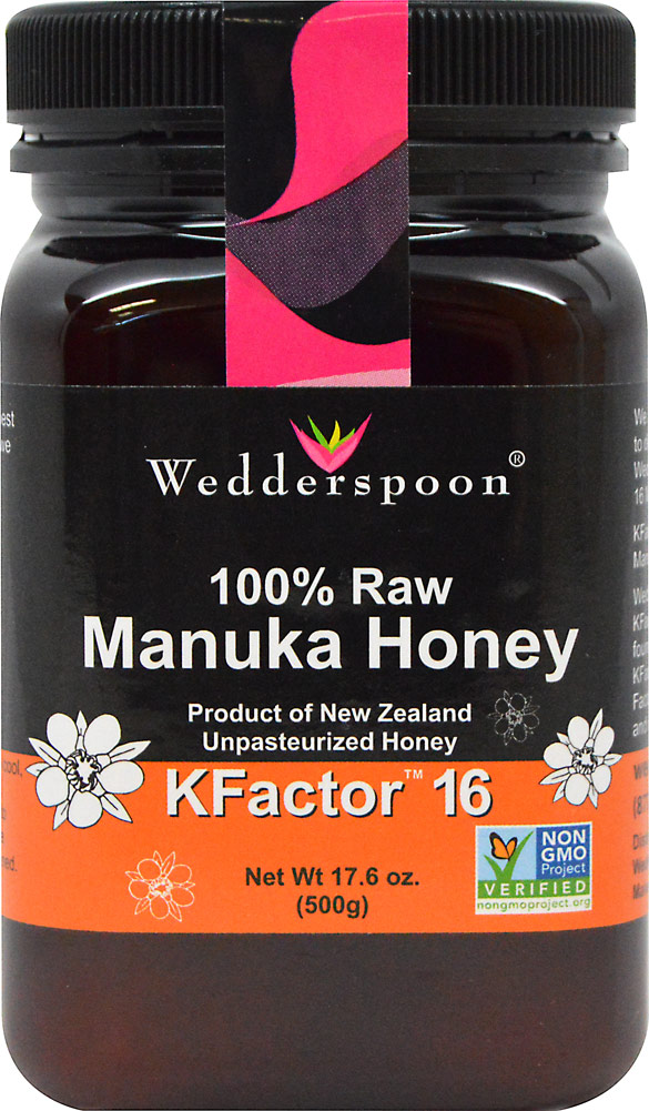 Organic Raw Manuka Honey 16Plus