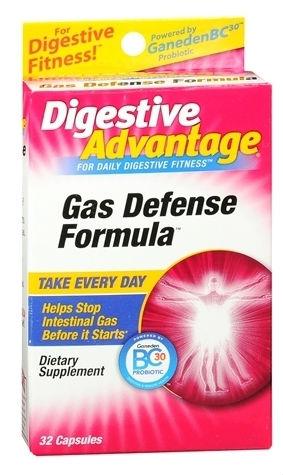 SCHIFF/BIO FOODS: Digestive Advantage Lactose Defense Formula 32 cap