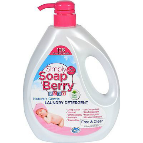Simply Soapberry Baby Laundry Detergent 128 Load