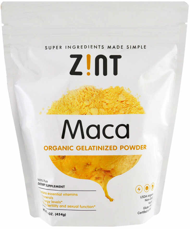 Maca Powder Bag