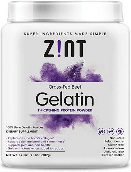 Beef Gelatin Tub 32 OZ from Z!NT