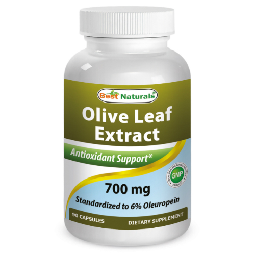 Olive Leaf Extract 700 mg 90 cap from Best Naturals