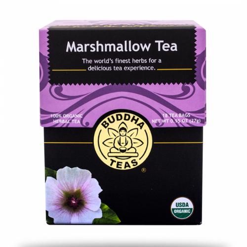Marshmallow Tea 18 Bag 6 99ea From Buddha Teas