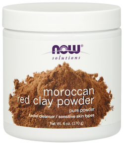 NOW: RED CLAY 6 OZ 1