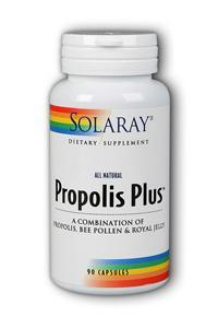 Solaray: Propolis Plus 90ct