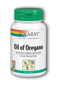 Oil of Oregano, 60ct 150mg