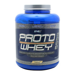 BIONUTRITIONAL RESEARCH GROUP: PROTO WHEY VANILLA 5LB 5 LB