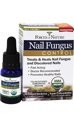 FORCES OF NATURE: Nail Fungus 11 ml