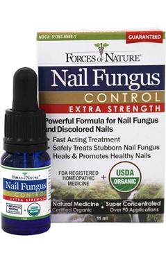 Buy Nail Fungus Extra Strength 11 ml from FORCES OF NATURE and Save ...