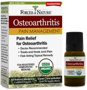 FORCES OF NATURE: Osteoarthritus 11 ml