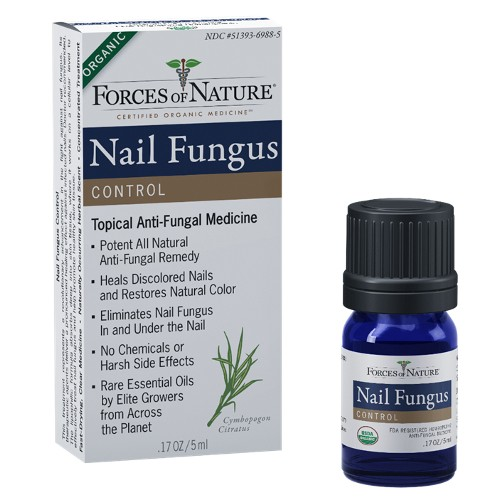FORCES OF NATURE: Nail Fungus Control 5 ml