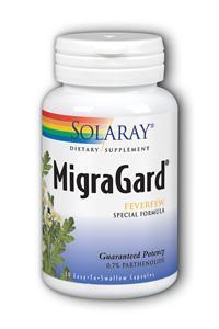 Solaray: MigraGard 30ct 350mg