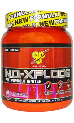 NO-XPLODE WATERMELON 30/SRv (NEW) from BSN