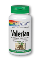 Valerian Root, 180ct 470mg