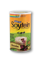 Solaray: Soytein Chocolate Protein Energy Meal 3 Pack Pwd Choc