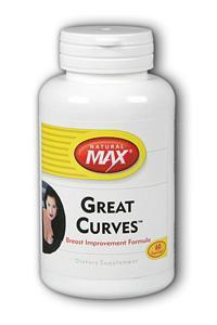 NaturalMax: Great Curves 60ct