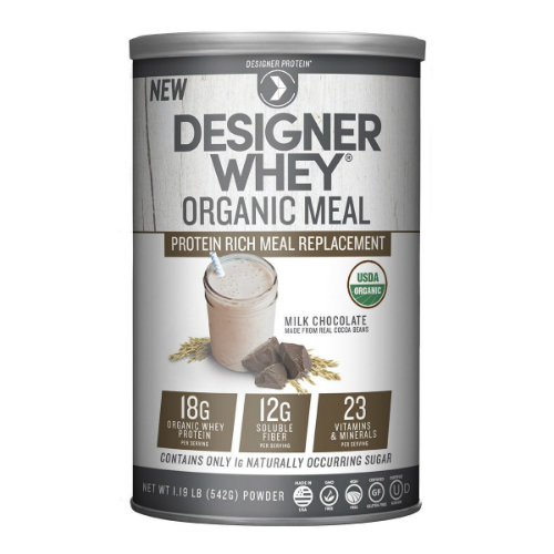 Organic Meal Replacement Milk Chocolate