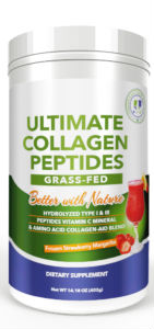 GREEN EARTH BOTANICALS: Ultimate Collagen Peptides 30 Srv - Unflavored 14.18 ounce