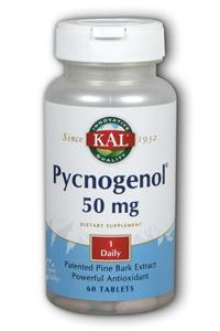 Pycnogenol, 60ct 50mg