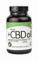 CBD Oil Capsules 15 mg, 60 CAP