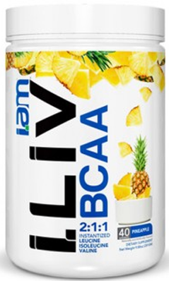I.LIV BCAA PINEAPPLE