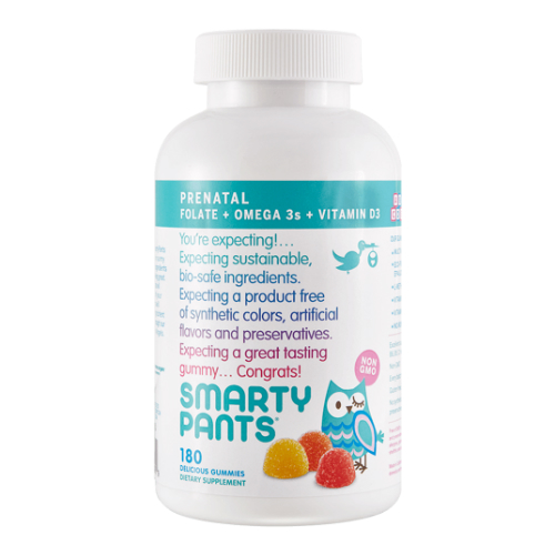 Prenatal Multivitamin Plus Omega 3's Plus Vitamin D3 Gummies 30 Day Supply