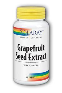 Solaray: Grapefruit Seed Extract Vira Formula 60ct