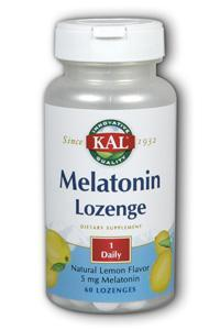 Kal: Melatonin-5 60ct 5mg