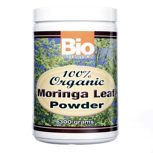100 Percent Moringa Powder, 300 g