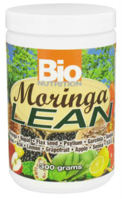 BIO NUTRITION: Moringa Lean Powder 300 gram