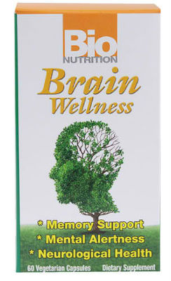 Brain Wellness, 60 VCAPS