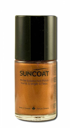SUNCOAT PRODUCTS INC: The Classics Nail Polish Cinnamon Vegan 0.43 OZ