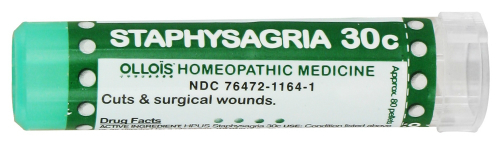 Staphysagria 30C - 80 ct