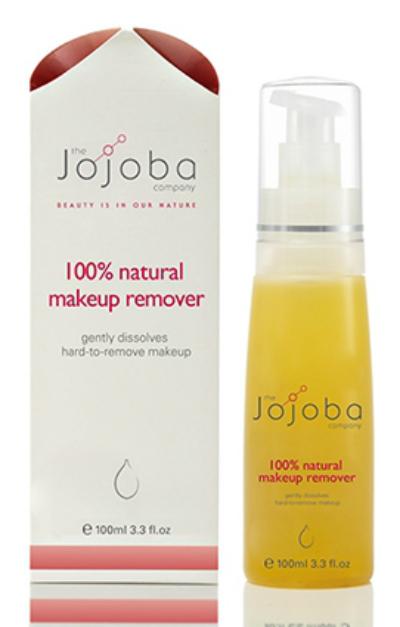 100 Percent Natural Makeup Remover 3.4 Oz $18.87ea From THE JOJOBA COMPANY!