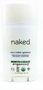 Naked Organic Travel Deodorant